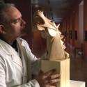 Cheval Cubiste de Guernica Bois