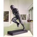 Abstraction NFL Antony Gormley inspiration
