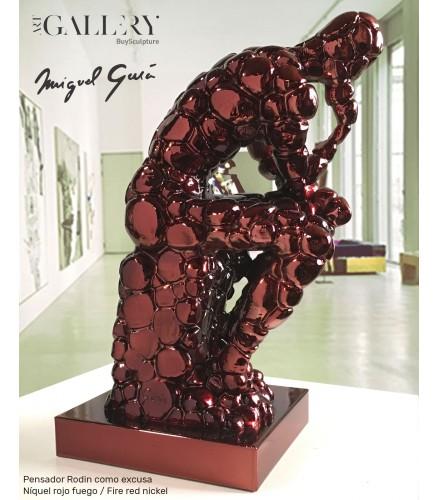 Le penseur Rodin comme excuse