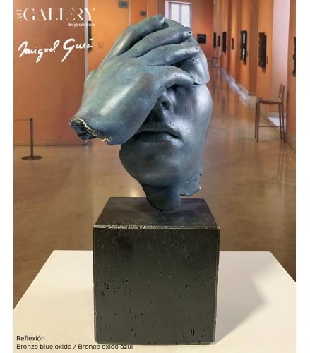 Rèflexion Bleu Bronze