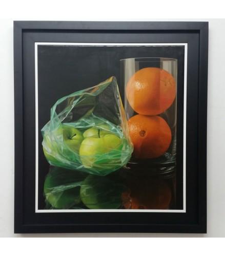 Pommes Vertes et Oranges