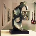 Les espaces de Penseur de Rodin
