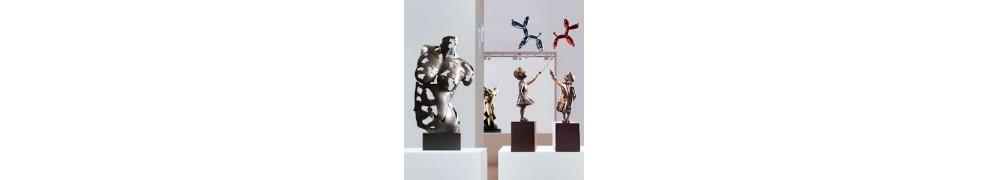 Sculpture de corps humain