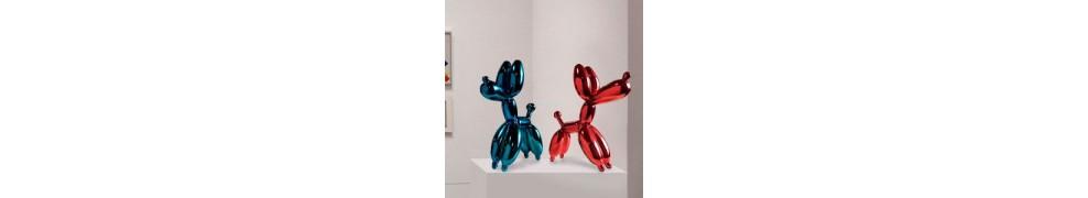 Acheter des sculptures Pop Art