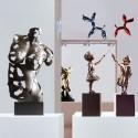 Acheter une sculpture moderne dans une galerie d'art en ligne