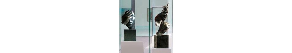Achetez des sculptures réalistes dans une galerie d'art en ligne