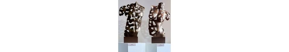 Acheter des sculptures abstraites dans une galerie d'art en ligne
