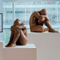 Acheter une sculpture impressionniste dans une galerie d'art contemporain
