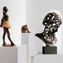 Acheter des sculptures classiques dans une galerie d'art contemporain